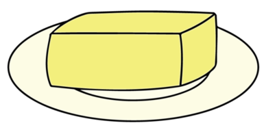 clipart royalty free Butter clipart.  collection of transparent.