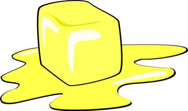 jpg Toast clipart melted butter