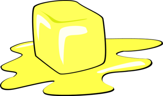 picture free library Mozzarella clipart melted butter