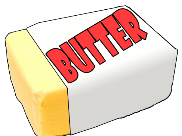 image stock Butter clipart vector. Transparent background free for.