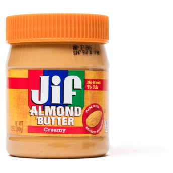 banner freeuse library Almond Butter