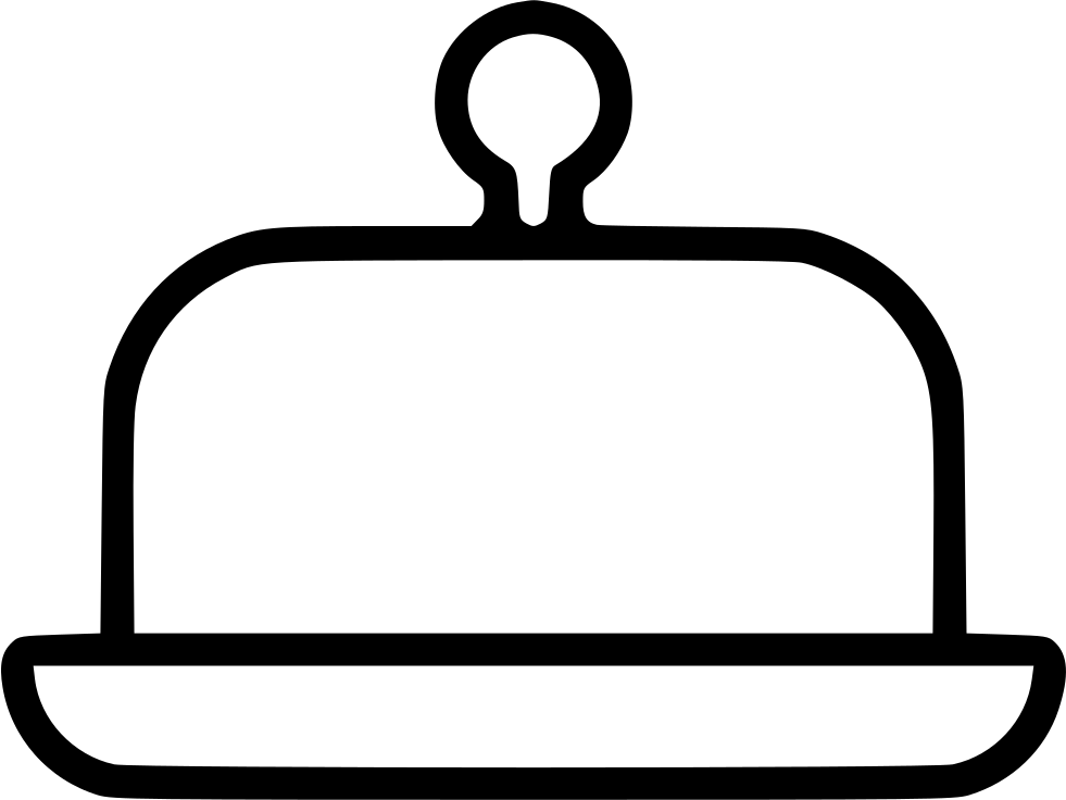 clip free download Butter Dish Svg Png Icon Free Download