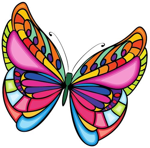 banner freeuse Butterfly clip art free. Butterflies clipart