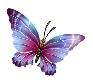 clipart free download Butterflies clipart. Pink and purple butterfly.