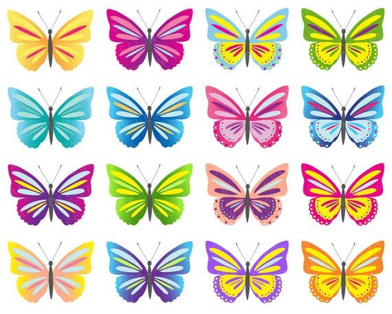 image royalty free download Butterfly clip art digital. Butterflies clipart.