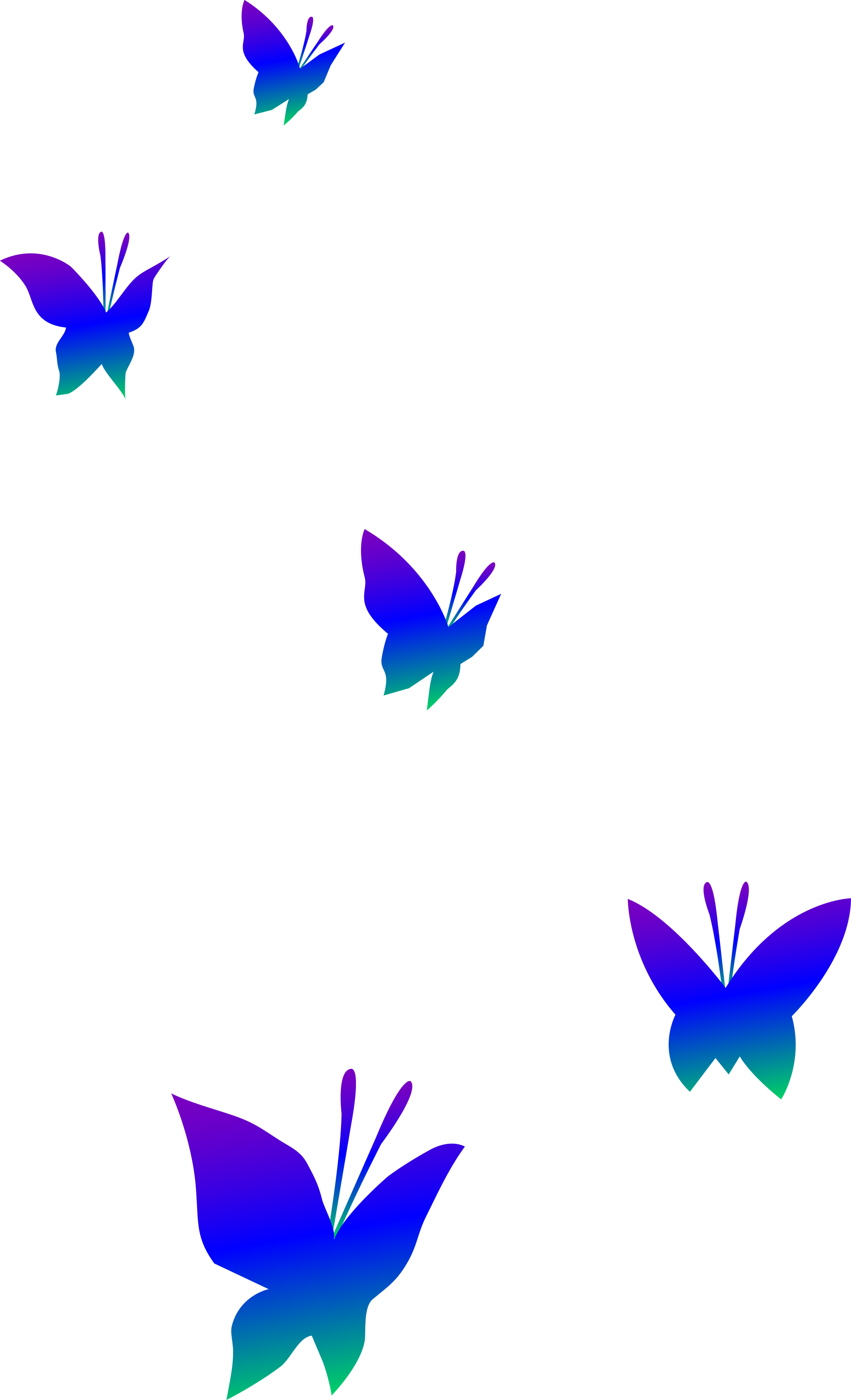 royalty free download Butterfly Clipart Border