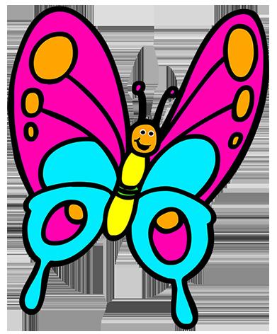 clip art transparent download Butterfly preschool s pinterest. Butterflies clipart cartoon.