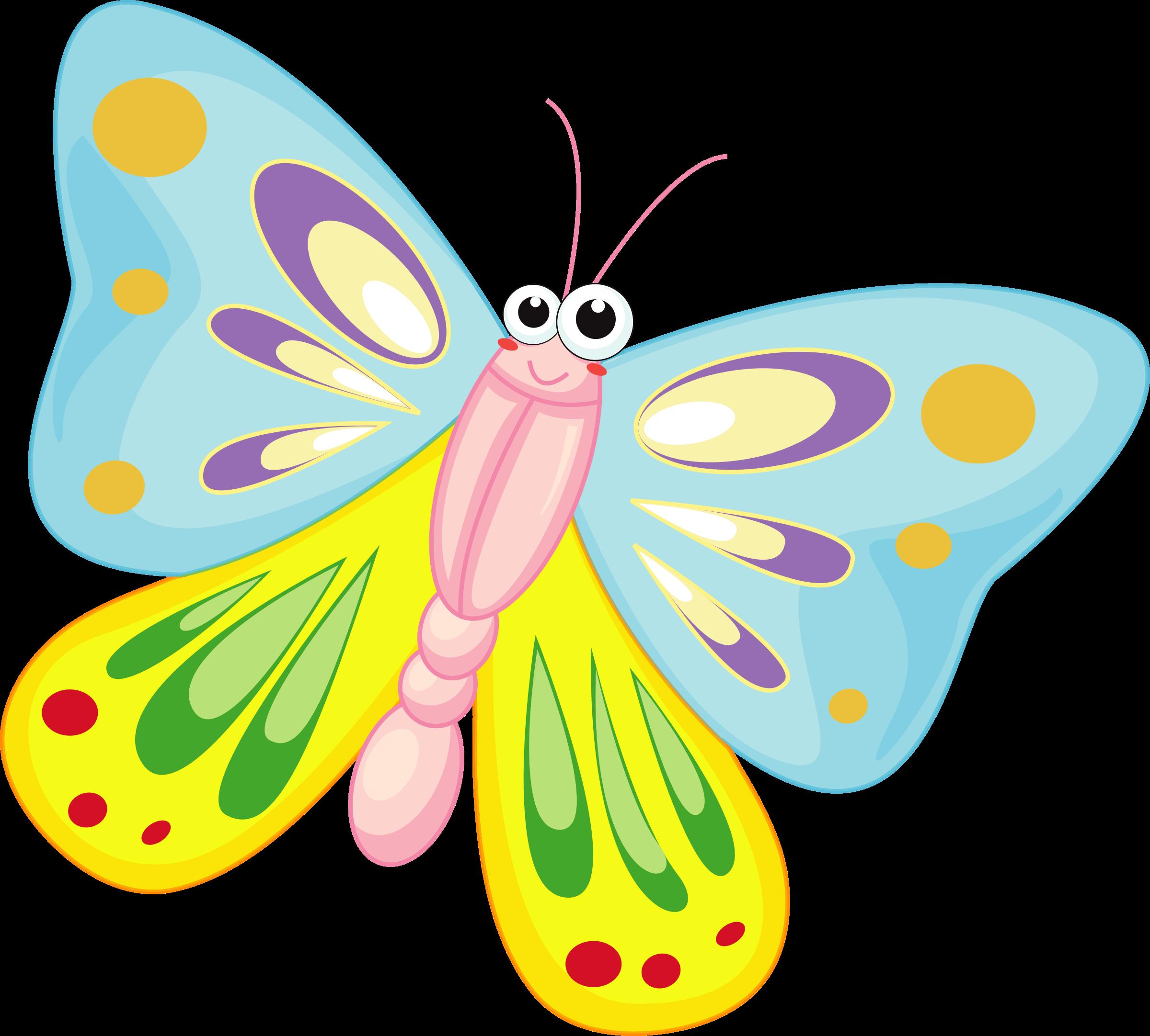 vector download Butterflies clipart cartoon. Butterfly big image png.