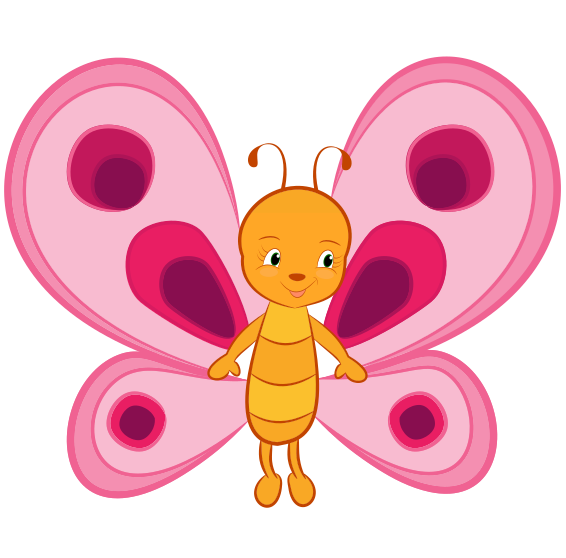 clip freeuse library Butterfly clipart school. Design project free on.
