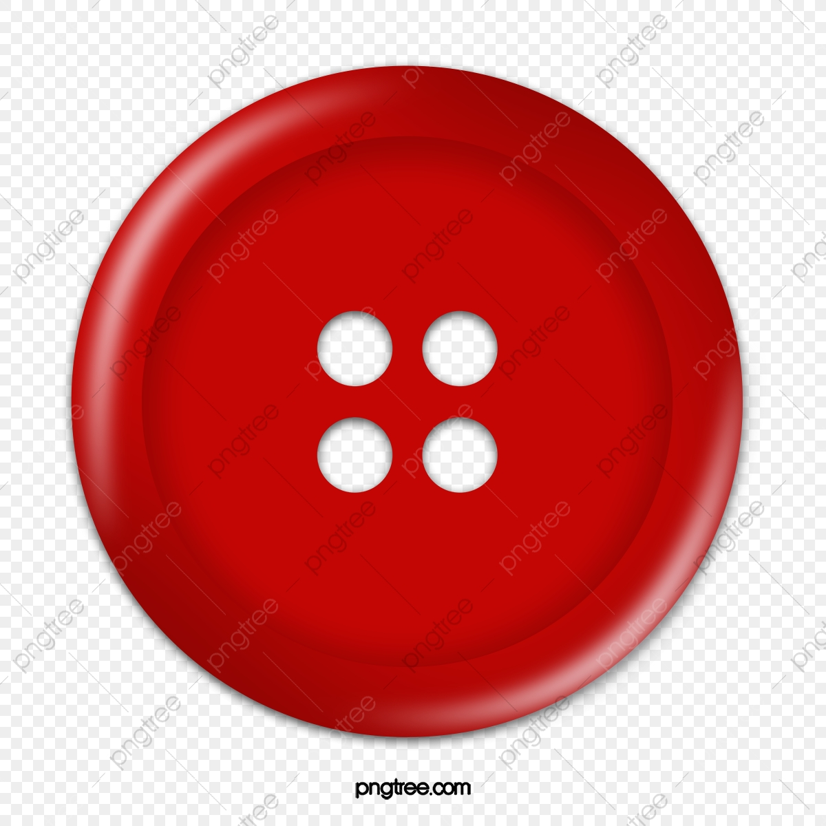 jpg transparent stock Red clothes png . Button clipart