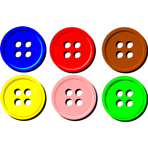 jpg library download Buttons clipart. Cliparts of free download