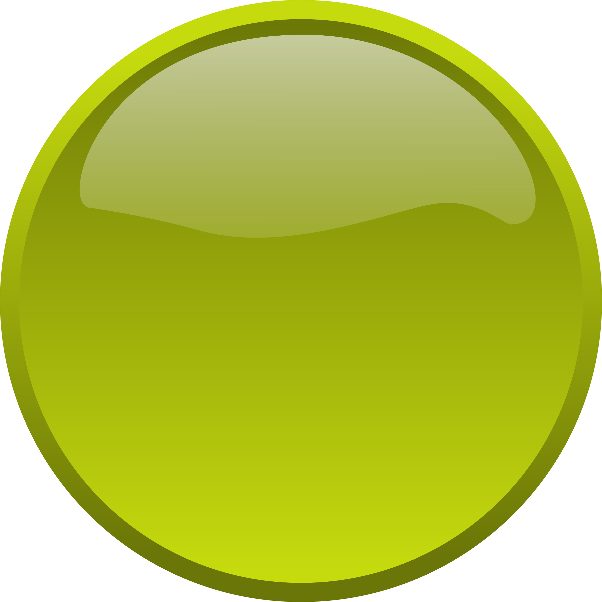 graphic transparent download Vector buttons circle. Clipart button yellow big