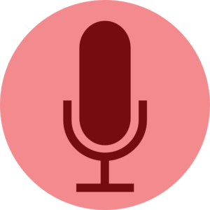 banner stock Record Button Microphone Clip Art at Clker