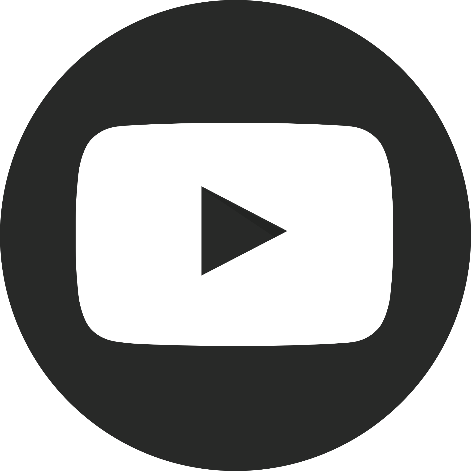 image black and white stock youtube svg button #119012856