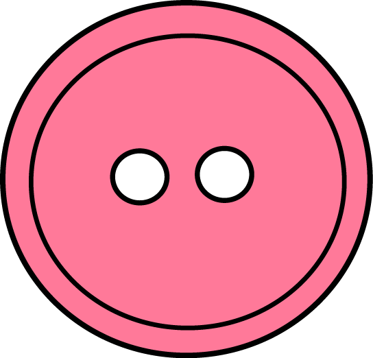 banner download Pink button who s. Buttons clipart craft.