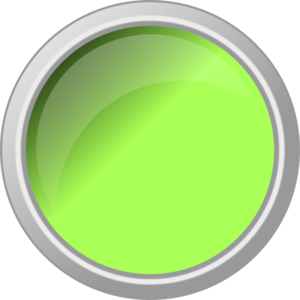 graphic royalty free stock Glossy green push clip. Buttons clipart yellow button.