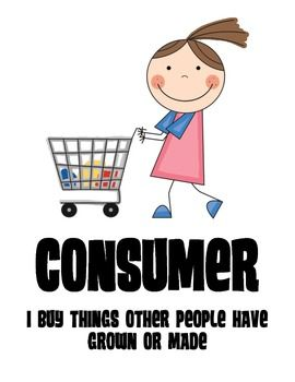 banner download Buy clipart consumer producer. Consumers and producers economics.