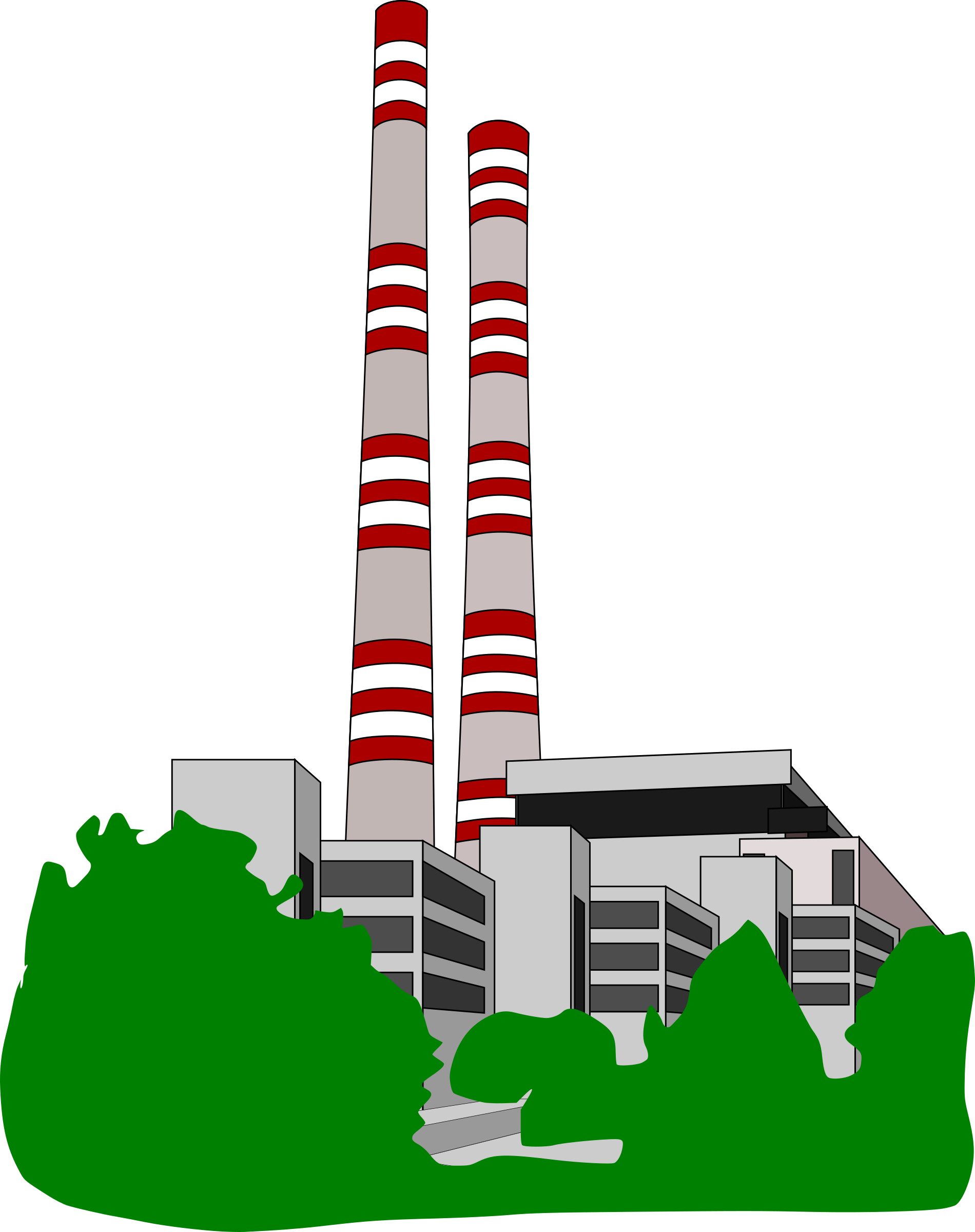 clipart freeuse Buy clipart conventional. Power station big image.