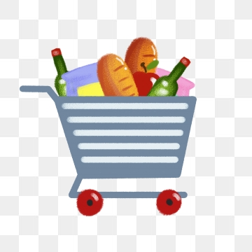 clip art freeuse stock Buy clipart food shopping. Images png format clip