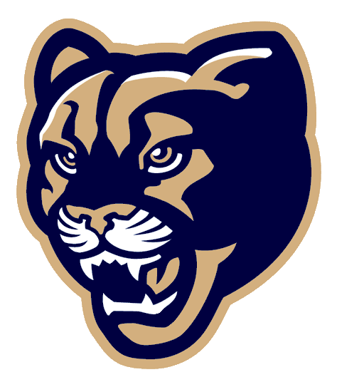 graphic freeuse library Cougars Logo Cut