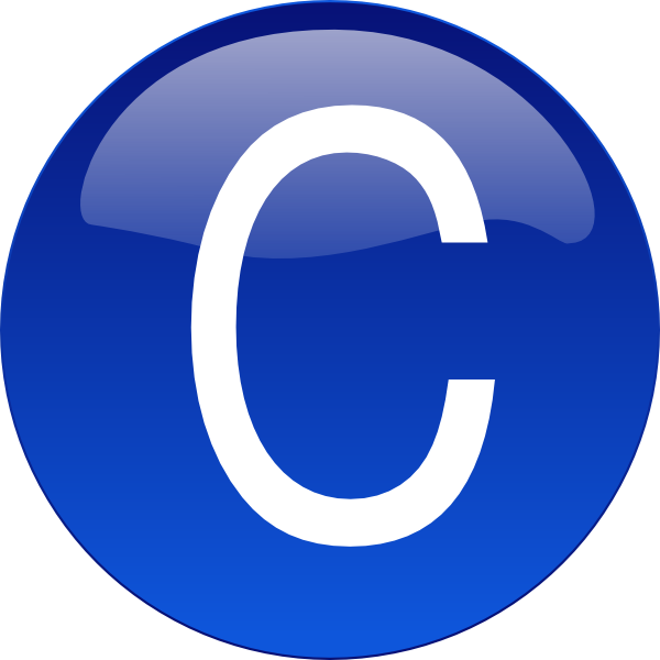 image transparent download Blue clip art at. C clipart.