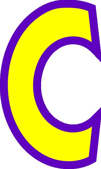 clipart transparent download Clipart sidewalk. Letter c clip art