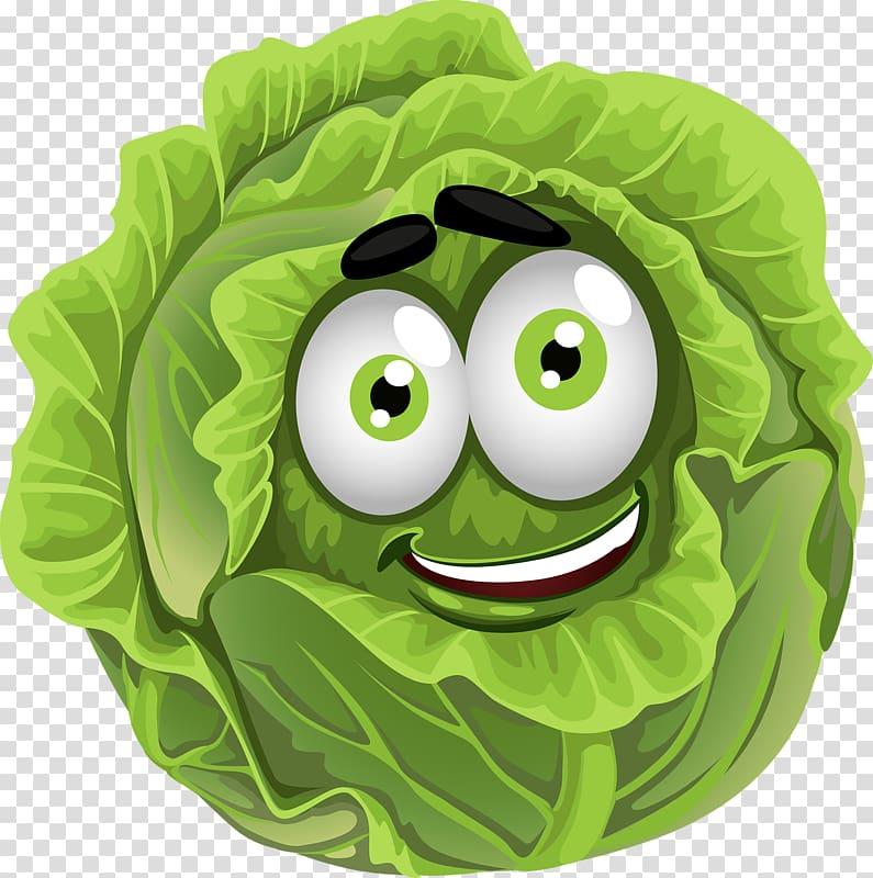 svg freeuse download Vegetable cartoon fruit transparent. Cabbage clipart animated.