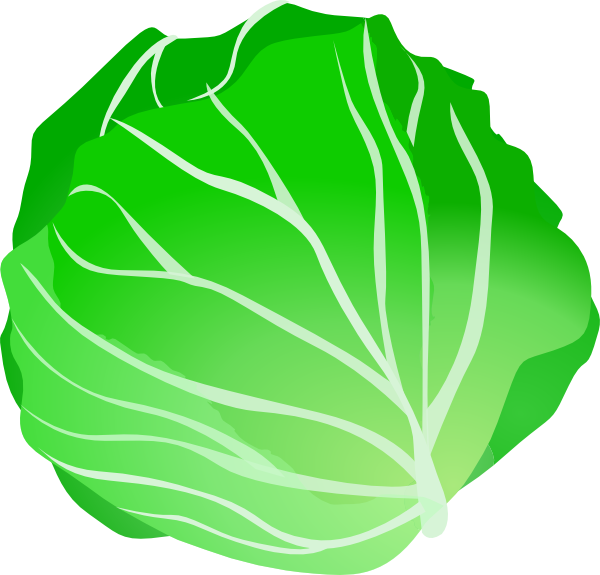 transparent Cabbage clipart animated. Clip art at clker.