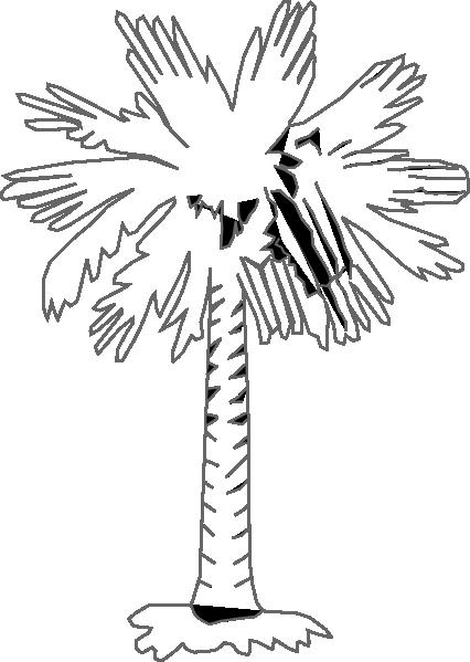 clip art freeuse stock Palm tree