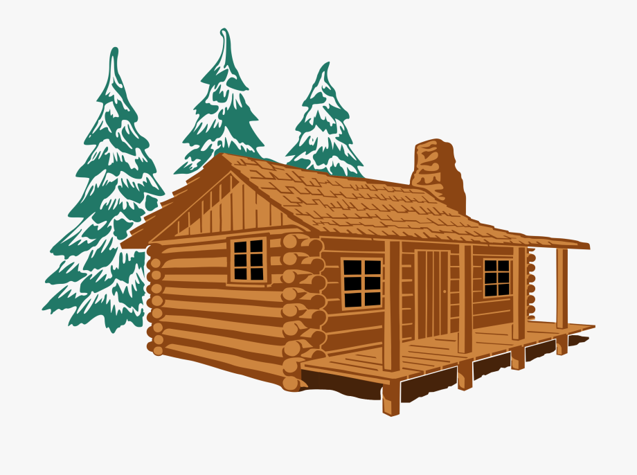clip art library stock Showing post media for. Cabin clipart.