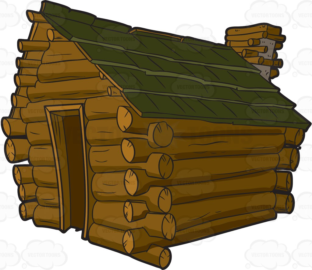 jpg royalty free download Free rustic cliparts download. Cabin clipart.