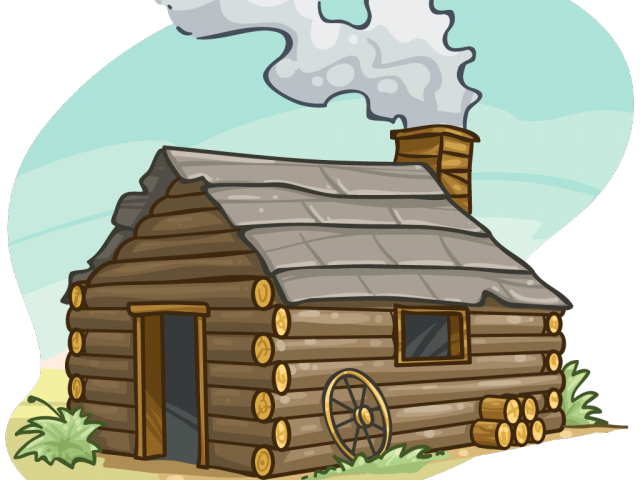 clipart download Cabin clipart vintage. Free on dumielauxepices net.