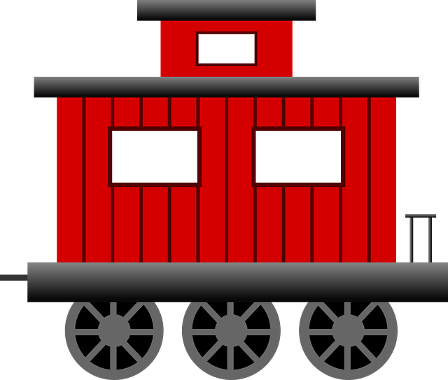 image freeuse stock Caboose clipart. Wikiclipart .