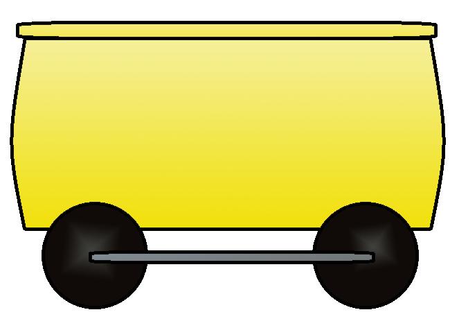 image free stock Train rail transport passenger. Caboose clipart boxcar.