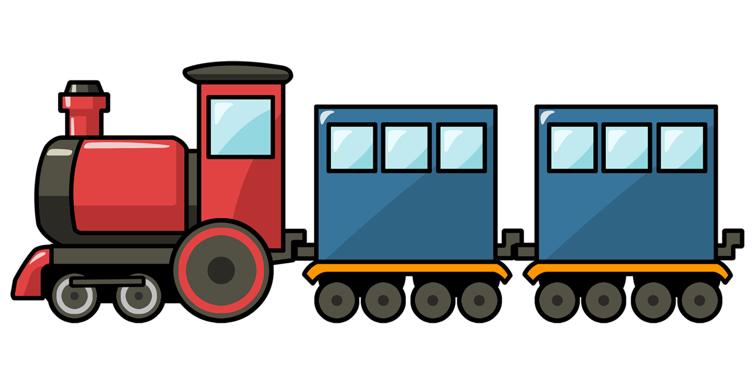picture freeuse download Caboose clipart boxcar. Animated train image group.