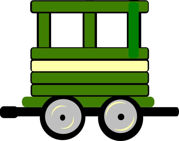 clip art black and white Diesel train at getdrawings. Caboose clipart boxcar.