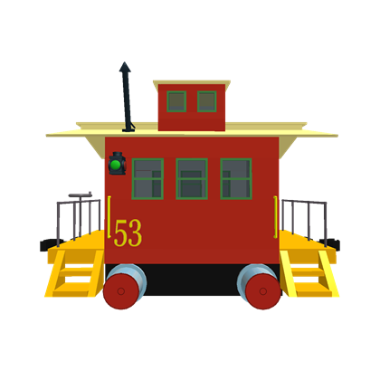 picture transparent library Caboose clipart little red caboose. The brave engineer no.
