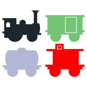 image free stock Caboose clipart little red caboose. Clip art wikiclipart .