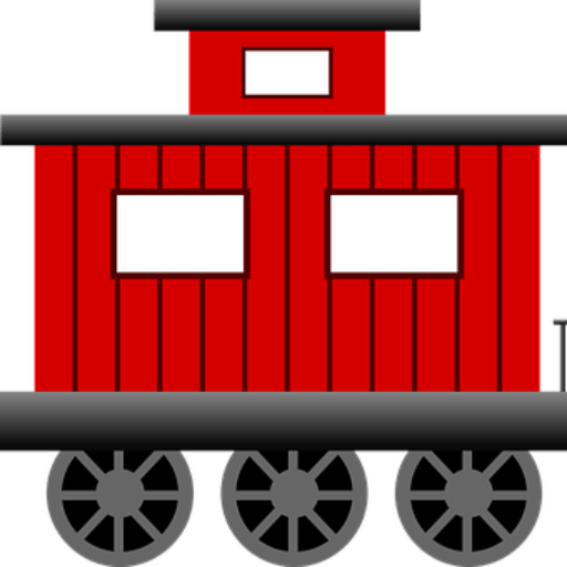 black and white stock Calendar the willcox hub. Caboose clipart little red caboose.