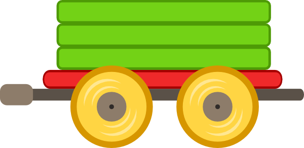 clip freeuse download Passenger at getdrawings com. Caboose clipart train cart.