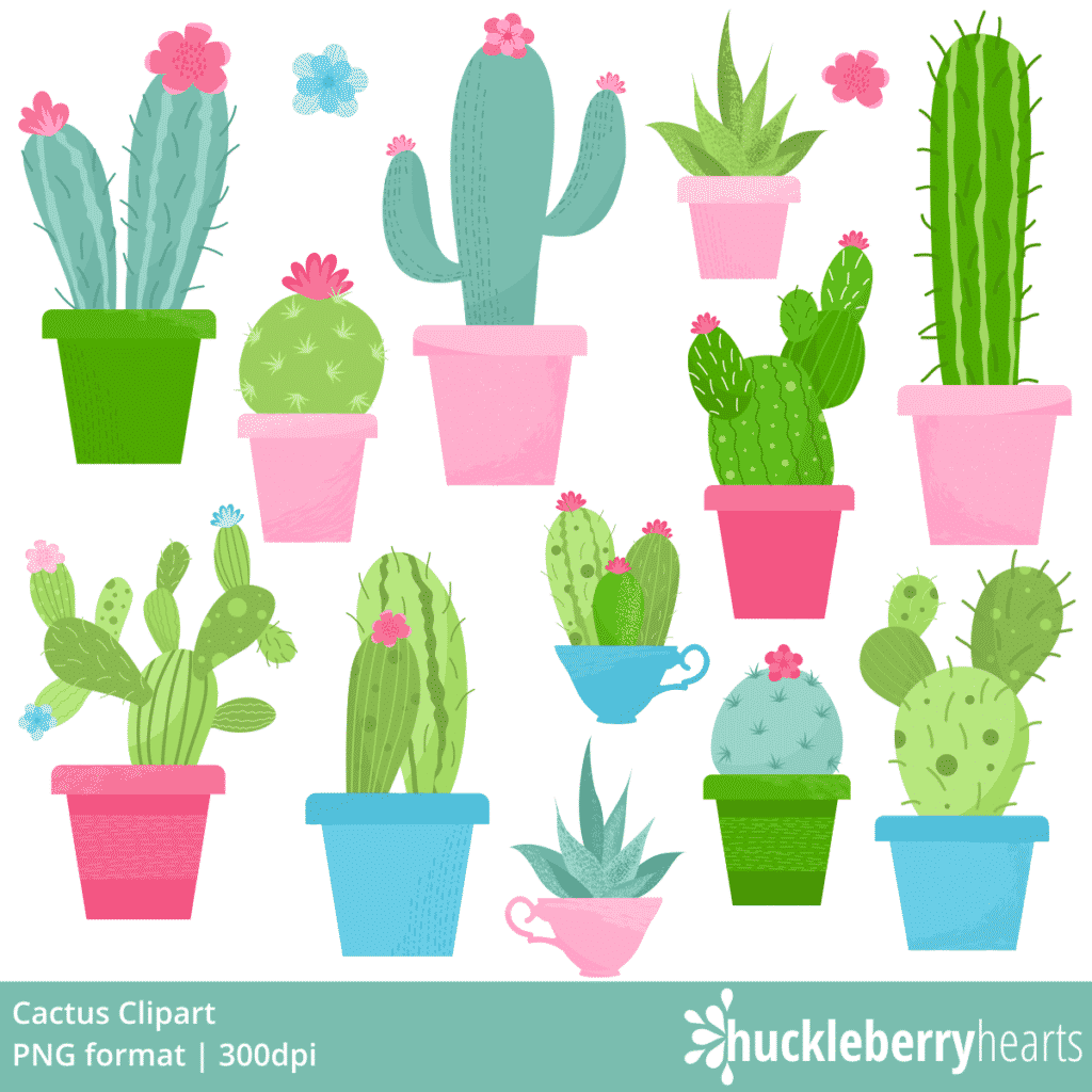 image library stock Cactus clipart. .