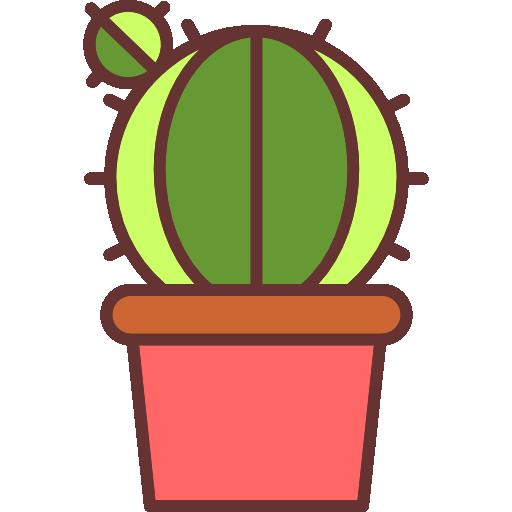 vector stock Cactus clipart cholla.  great mini plants.
