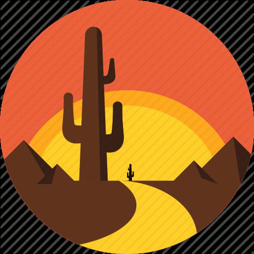 jpg black and white Cactus clipart free on. Transparent arizona icon