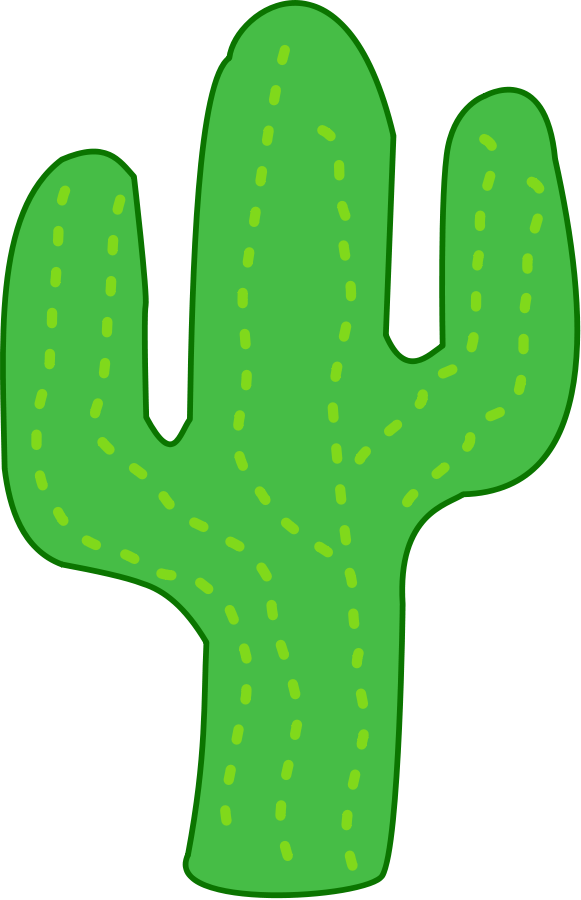 graphic black and white library Google search volunteer recognition. Cactus clipart.