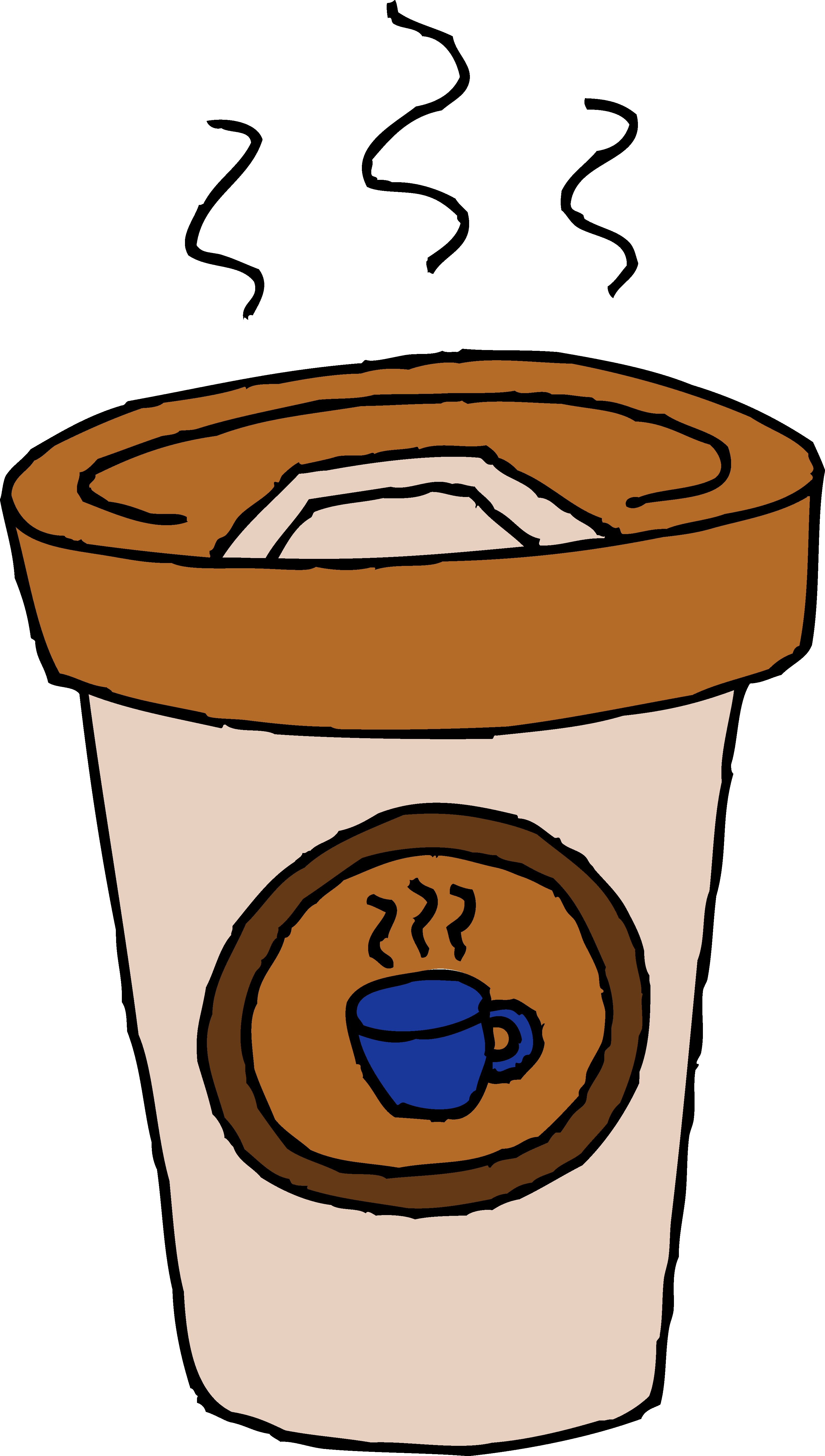 jpg transparent download Hot cafe latte clip. Dj clipart