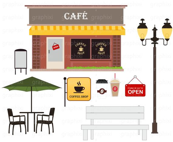 png transparent stock Cafe clipart. Coffee shop vector personal.