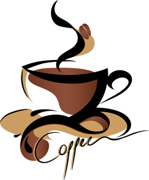 png freeuse Steaming cup of coffee clipart. Pinterest ilustra o de