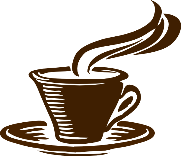 graphic royalty free library Talking clipart coffee. Cup clip art tea