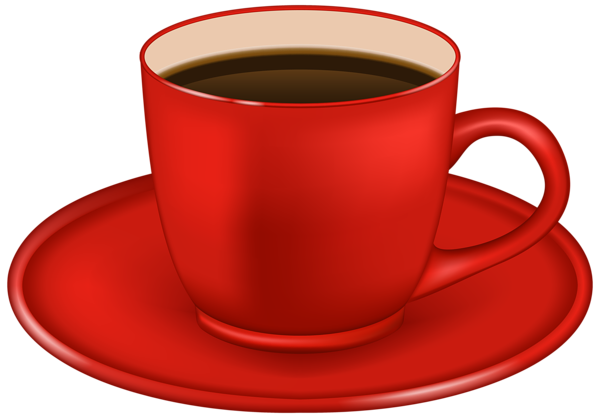 png freeuse library Red png image graphics. Cute coffee cup clipart