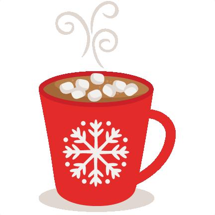 png transparent Hot cocoa svg scrapbook. Mugs clipart winter.